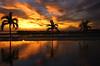 MEX-Cancun sunset-IMG_7064