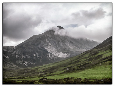 Cir Mhor in Glen Sannox