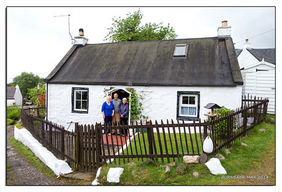Our former holiday home at High Corrie where we have enjoyed many a Happy Holiday.