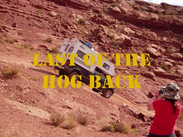 The Last Hog Back
