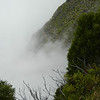 Just another cloudy view.  This one is from the Nez de Boeuf overlook near du Volcan.