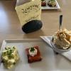 Rye Bread samples at Cafe Loki