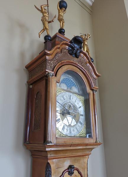 18th century timepiece
