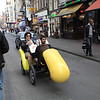 Amsterdam Bicycle Taxi