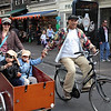 Amsterdam Family Bicycle Outing