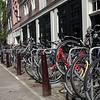 Amsterdam - Prinsengracht - Bicycles Bicycles