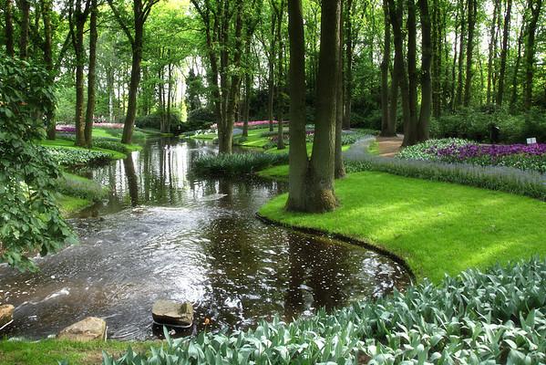 Keukenhof Flower Gardens - Amsterdam