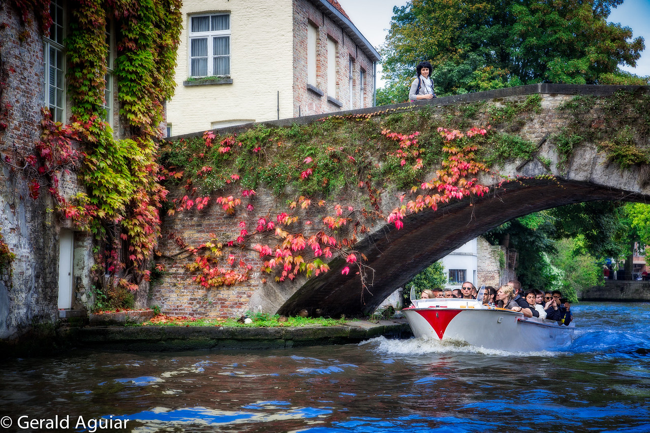 Canal Tourism