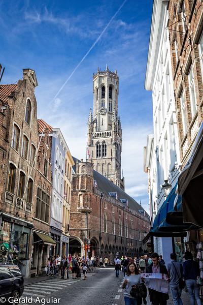 Belfry or Town Tower
