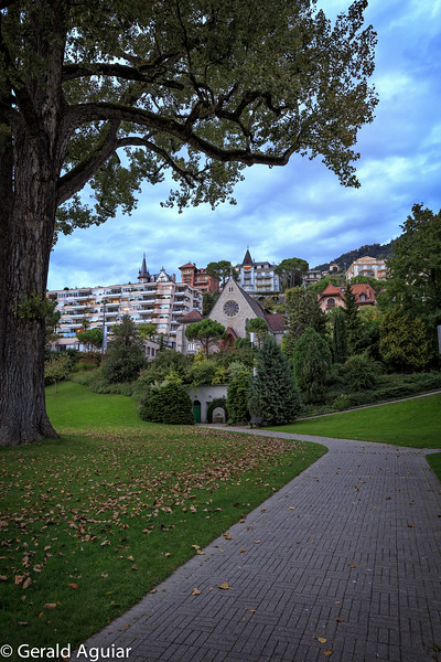 A Park In Montreux