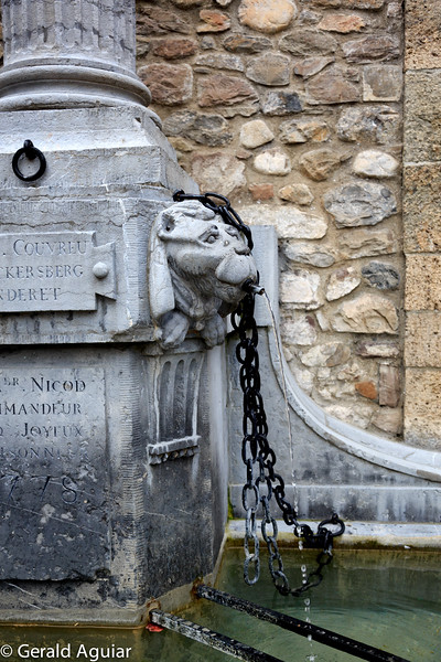 Medieval Fountain