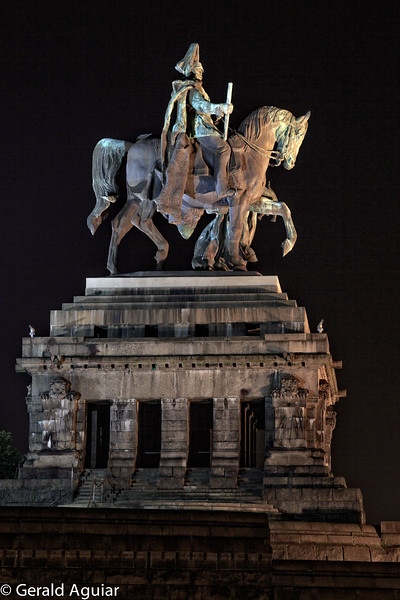 Statue of German Emperor William I