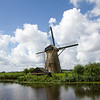 The windmills of Kinderdijk were constructed between 1738 and 1740.