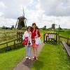 The windmills of Kinderdijk were constructed between 1738 and 1740.