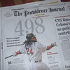 The best thing about Providence is that the Red Sox are front page news!  haha