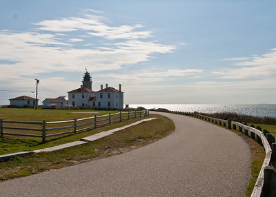 23rd October 2010 Beavertail Lighthouse.