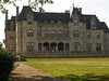 Goelet Mansion or Ochre Court along the Cliff Walk - Newport, RI