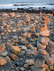 Cairns at Point Judith Light