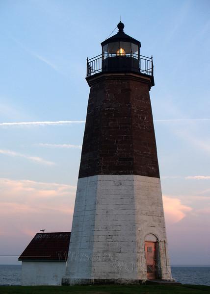 Point Judith Light