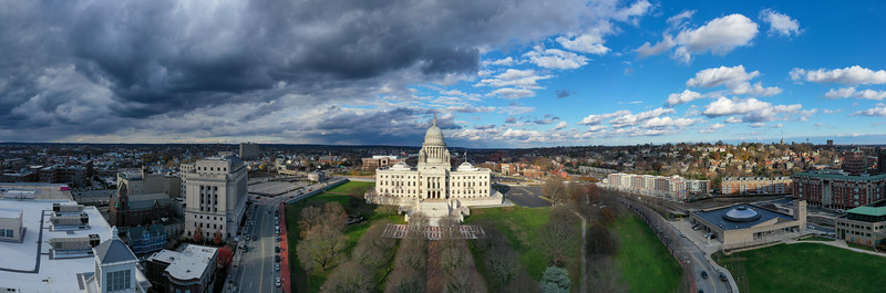 State Capitol Building - Rhode Island
