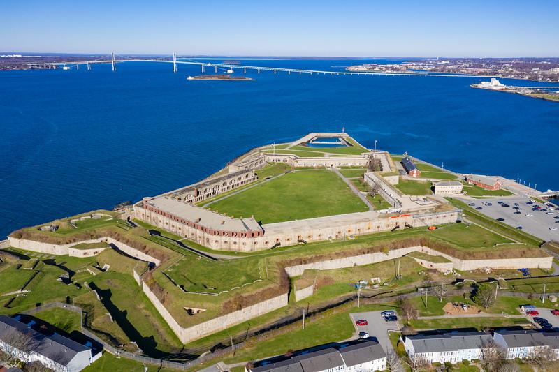 Fort Adams - Rhode Island