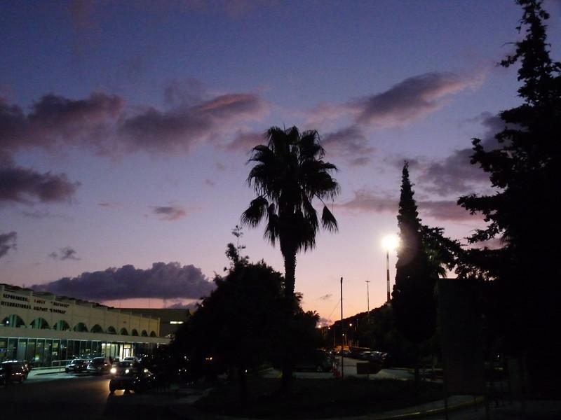 Rhodes 5:00 am arrival