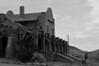 Railroad Depot at Rhyolite, NV