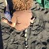 Sarah's aligator tail.