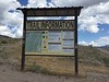 We rode out of the RV park and in a short distance were on the trailhead of the Paiute Trail.