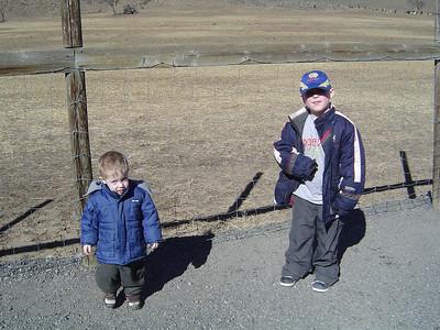 Rim Rock Lake 2008
