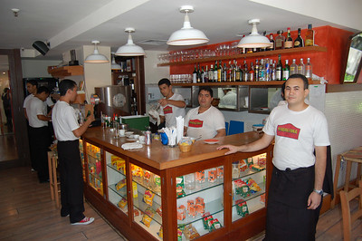 the Bar from Ipanema