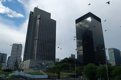 Downtown Rio Buildings