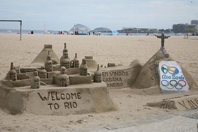 Rio 2016 Olympic is Coming!