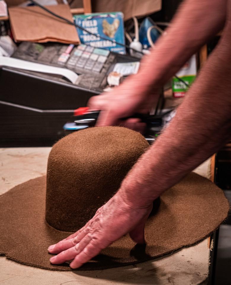 Custom Hat Artistry