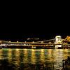 The Link Bridge at night
