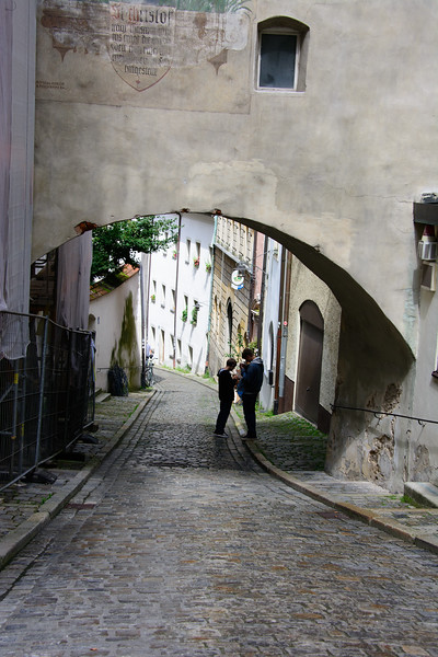 Around Passau