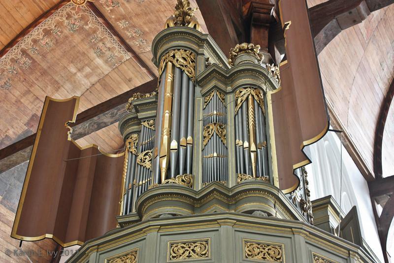 secondary organ - Oude Kirk