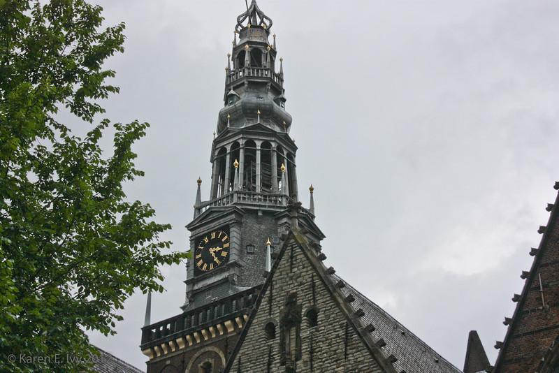 oude Kirk steeple