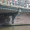 Canal bridge - ironwork detail