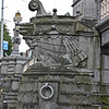 Canal bridge - stonework detail