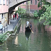 Gondolier on the Regnitz