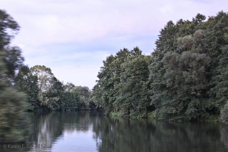 Cruising the Main-Donau Canal