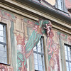 Altes Rathaus (old city hall) - more fresco extras