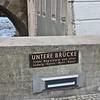 The untere Brücke
