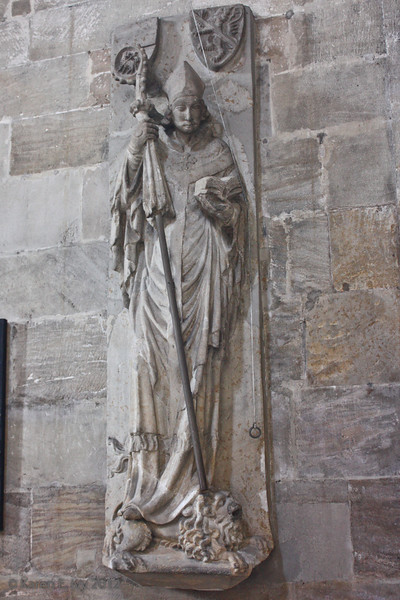 Statue of a bishop, Bamberger Dom