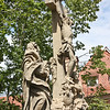 Statue of the Crucifixion, on the Upper Bridge (Obere Brücke)