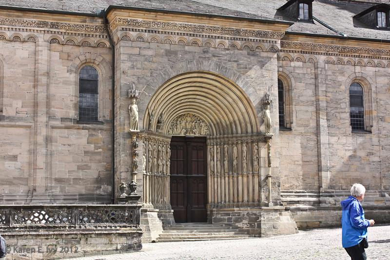 Dom, Fürstenportal
