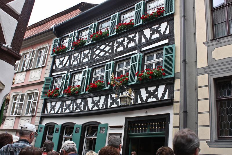 The original Schlenkerla brewery