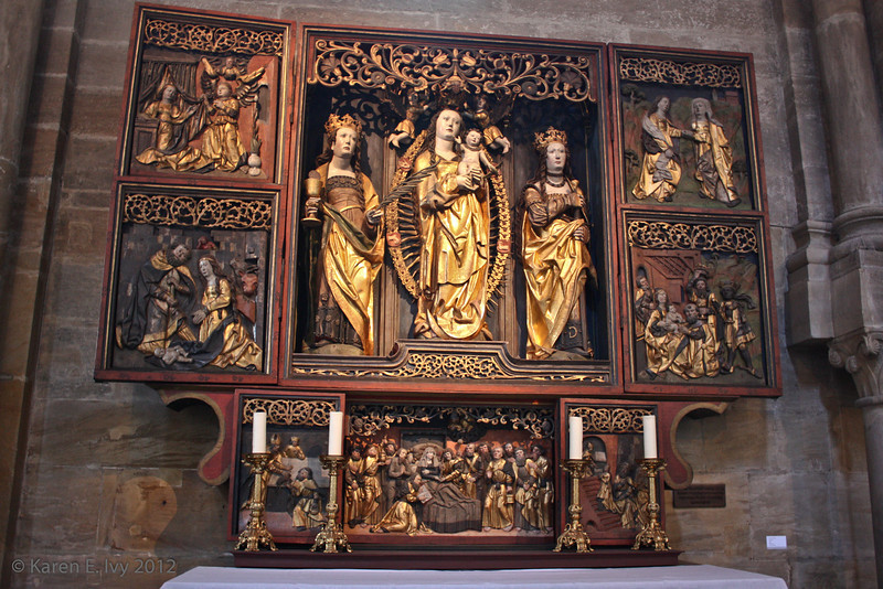 Lady Altar, Bamberger Dom