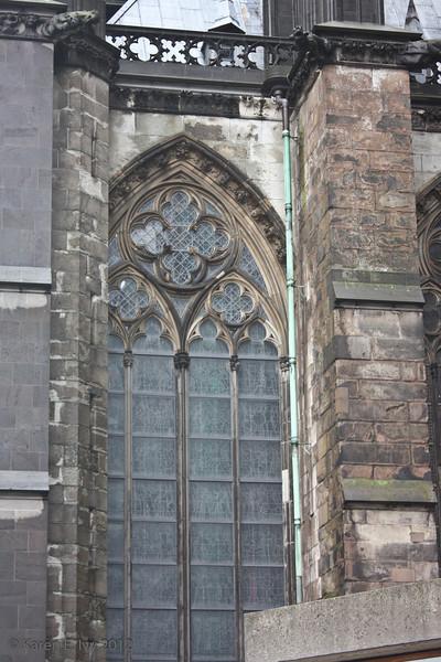 Window tracing, Dom